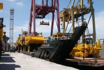 PROJECT GALLERY Heavy Equipment Shipments 5